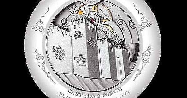 Tissot Edição Lda Castelo de S. Jorge.