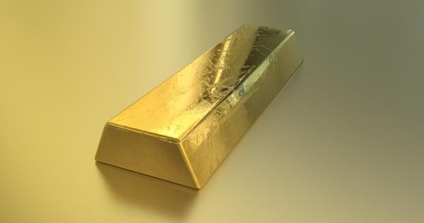 Ouro com perspetivas de valorização