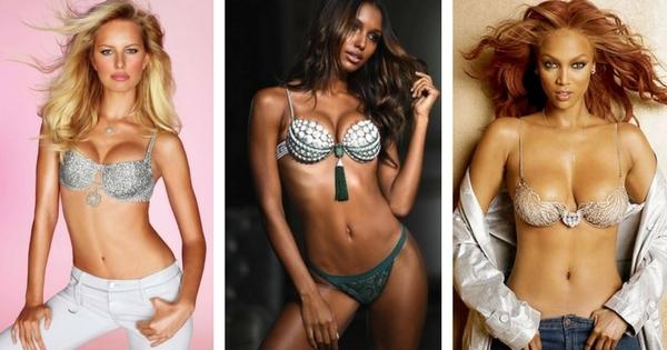 Fantasy Bra, a linha de luxo da Victoria Secret's