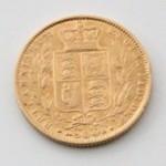 Moedas em Ouro do Reino Unido, Libra de Ouro