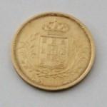 Moeda de ouro de Portugal