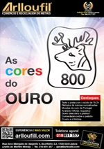 As cores do ouro