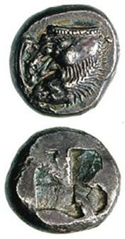 Primeiras moedas