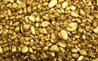 Massagem com ouro