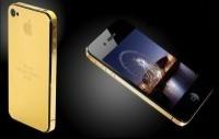 Iphone em ouro