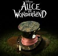 Jóias Alice no país das maravilhas