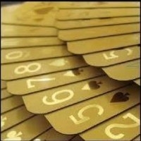 Cartas em ouro]