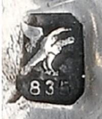 contrastaria prata 835 águia