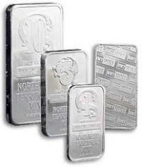 barras em prata