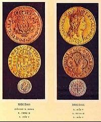 moedas escudos portuguesas