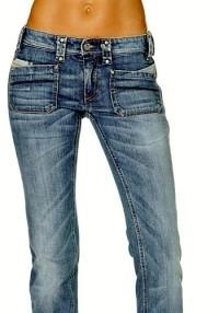 jeans de luxo