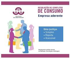 Resolução de Conflitos de Consumo - Empresa Aderente