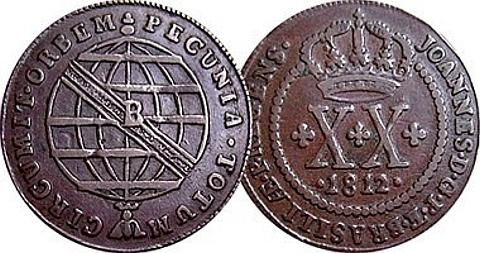 As legendas nas moedas portuguesas