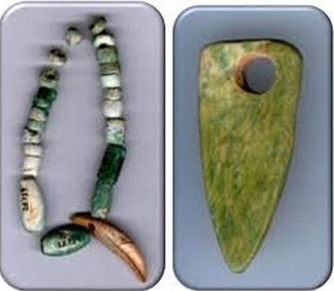 primeiras jóias