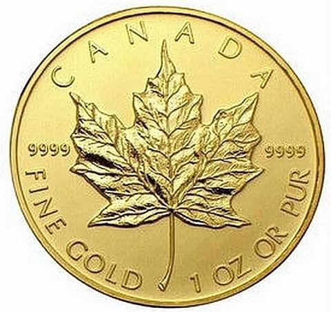 Maple Leaf  do Canadá