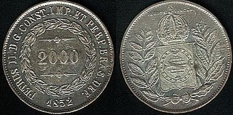 2000 réis de prata