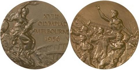 Medalha Melbourne 1956