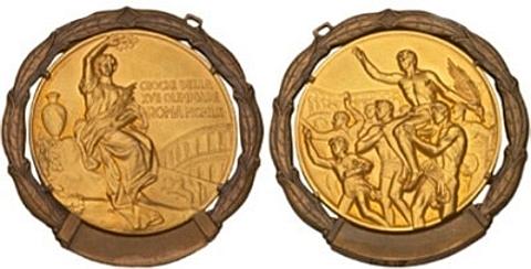 Medalha Roma 1960