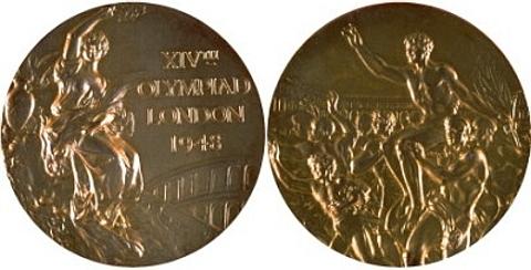 Medalha Londres 1948