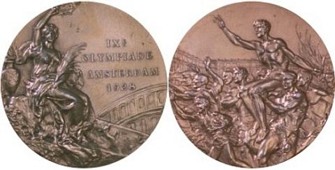 Medalha Amsterdão 1928