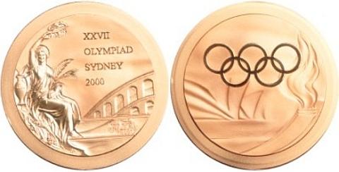 Medalha Sydney 2000