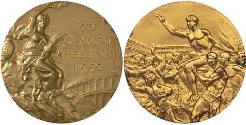 Medalha Helsinki 1952