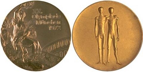 Medalha Munique 1972