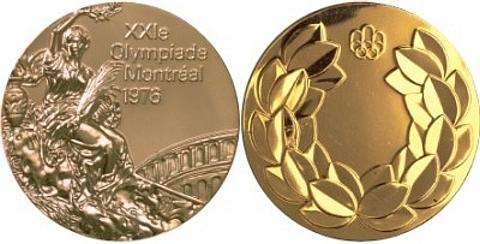 Medalha Montereal 1976