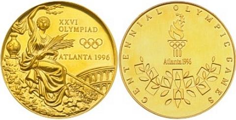 Medalha Atlanta 1996