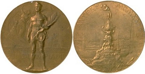 Medalha Antuérpia 1920