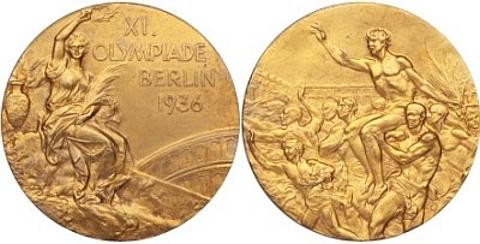 Medalha Berlim 1936