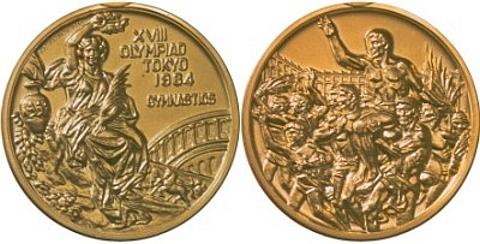 Medalha Tóquio 1964