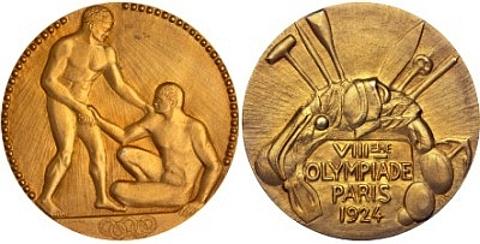 Medalha Paris 1924