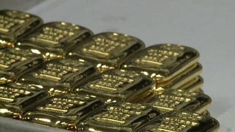 Refinarias de ouro na Suíça