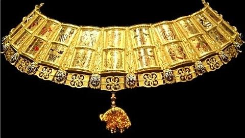 Colar do Rei de Armas da Ordem do Tosão do Ouro