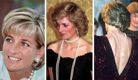 Jóias da Princesa Diana