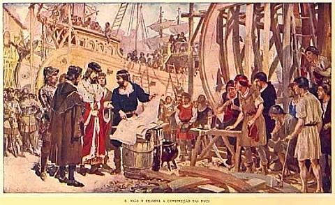 D.João II - Descobrimentos