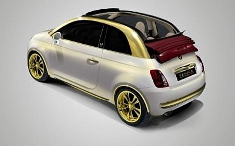 """Fiat 500 """"La dolce vita"""""""