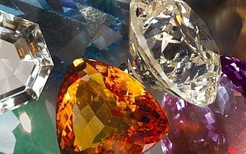 Pedras falsas