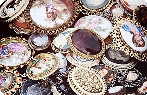 desenho das jóias