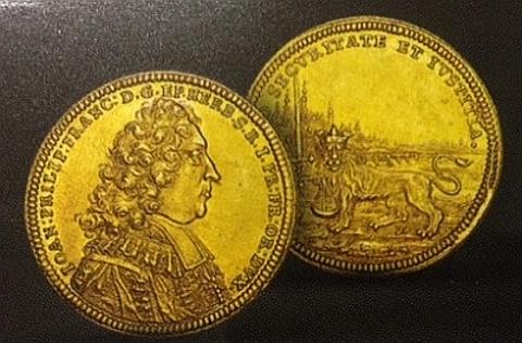 2 Ducados ND (1719) Wurzburg