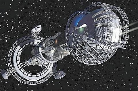 exploração de platina no espaço
