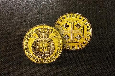 Quartinho de 1821 de D. João VI
