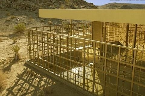 casa feita em ouro
