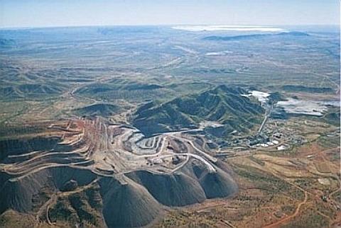 mina de ouro