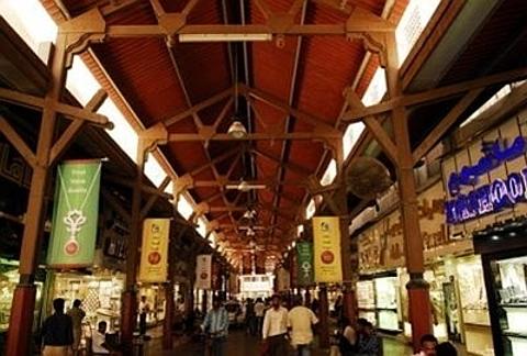 centro comercial de ouro no dubai