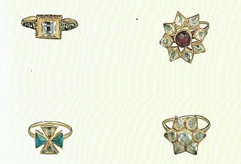 Anéis portugueses