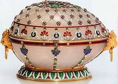 Ovos de Peter Carl Fabergé