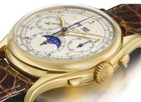 Relógio de marca
