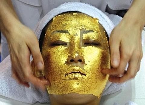 massagem de ouro
